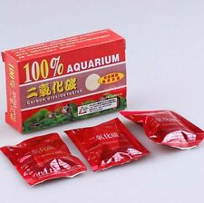 36pcs Dioxide Carbon Plant Aquarium CO2 Plants Tablet For Fish Tank Diffuser