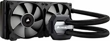 New Corsair Hydro Series H100i v2 Extreme Performance Liquid CPU Cooler, Black