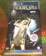 Taylor Swift: Journey to Fearless (DVD, 2011) Widescreen, BRAND NEW- FREE SHIP!