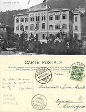 Ticino - Locarno - SCUOLA NORMALE FEMMINILE - (E-L 049)