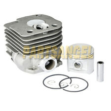 New 50mm Cylinder Piston & Ring Kit For Husqvarna 362 365 371 372 Chainsaw Parts