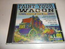 CD  Paint Your Wagon-Western Movie Hits von Red Nash Orchestra
