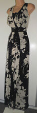 JACQUES VERT GORGEOUS LADIES COCKTAIL LONG MAXI DRESS SIZE 14/42