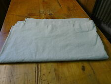 Antique European Linen, Hemp,Flax Homespun Linen Sheet 80'' x 48'' #7592