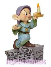 NEW * DOPEY *  LIGHT IN THE DARK DISNEY TRADITIONS 4043642 FIGURINE