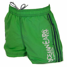Boxer costume mare bimbo short beachwear LOTTO R6235 taglia M 11-12 col. GREEN