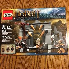 Lego Hobbit Dol Guldur Ambush 79011, 217 Pieces, New In Box