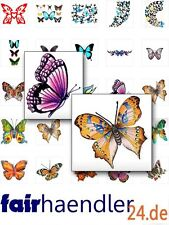 ► FARBIGE SCHMETTERLINGSTATTOOS COLORFUL BUTTERFLIES TATTOO farbig Vorlagen MRR