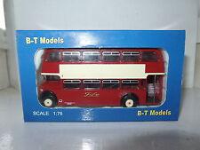 B T Models B104A 1/76 00 Spur Bristol Lodekka LD Bus Alexander Fife Birnham Rd