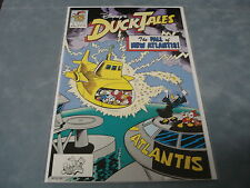 DISNEY'S DUCK TALES **THE FALL OF NEW ATLANTIS!** NO. 3 COMIC #5007