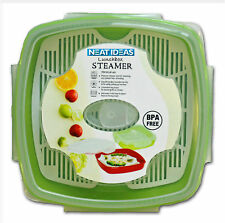 Neat Ideas Munch Box - steamer, storage container, lunchbox - tray insert