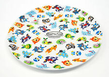 Pokemon Center Pokemon Time Melamine Plate DP PL-189062