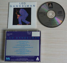 RARE CD ALBUM JAZZ LEO GANDELMAN 7 TITRES 1989 FIRST ALBUM