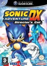 SONIC ADVENTURE DX DIRECTORS CUT GAMECUBE GAME PAL
