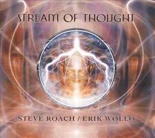 STEVE ROACH - Stream Of Thought [Digipak] CD ** BRAND NEW : STILL SEALED **