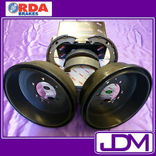 RDA Rear Brake Drums & Shoes FORD RANGER PJ, PK, PX (early series) 4WD
