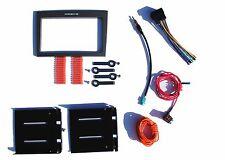 Porsche 987 997 Aftermarket Double Din Dash Kit Installation Wiring Harness