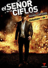 El Senor de los Cielos: Segunda Temporada - Volumen 2 de 2, New DVDs