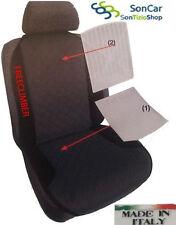 DAIHATSU FREECLIMBER Schienale Coprisedile Auto Ricamato disponibile più colori!