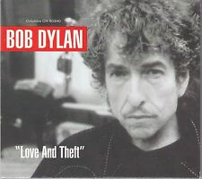 BOB DYLAN - love and theft CD SACD version