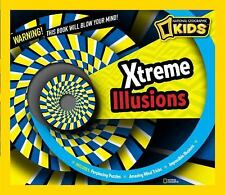 Xtreme Illusions (National Geographic Kids)-ExLibrary