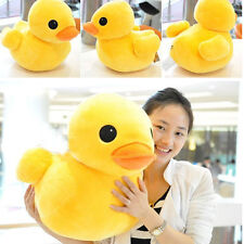 "20cm 8"" Lovely Yellow Duck Stuffed Animal Plush Soft Toys Cute Doll Pillow Gift"