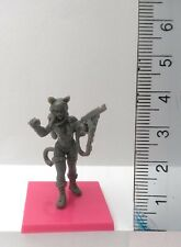 30mm Scale Miniatures: Hellcat Female A x 1 Grey Plastic