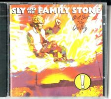 """SLY AND THE FAMILY STONE """"Ain´t but the One Way"""" CD 1982 NEU & OVP"""