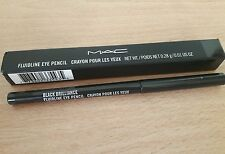 NEW IN BOX MAC Fluidline Eye Pencil BLACK BRILLIANCE  0.28g