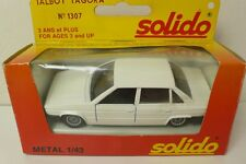 TALBOT TAGORA SOLIDO N.1307 1:43 FROM COLLECTION