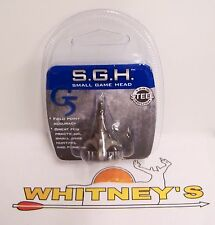 G5 S.G.H Small Game Head 100 Grain- Item #152-Single
