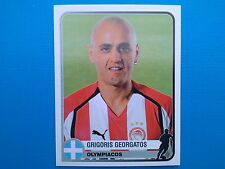 PANINI CHAMPIONS OF EUROPE 1955 - 2005 - N.274 GEORGATOS OLYMPIACOS