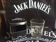 JACK DANIELS TUMBLER   GLASS FROM 2015 BNIB