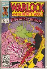 Marvel Warlock & The Infinity Watch #6 July 1992 NM