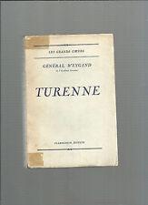 Turenne Général Weygand REF E28