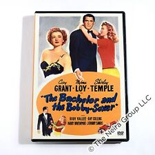 The Bachelor and the Bobby-Soxer DVD New Cary Grant Myrna Loy Shirley Temple