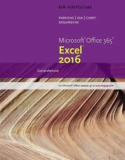 New Perspectives Microsoft Office 365 and Excel 2016 : Comprehensive, Loose-Lea…
