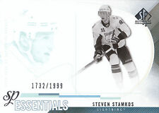 10-11 SP Authentic Steven Stamkos SP Essentials /1999