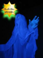 PROP ONLY- CHRISTINE Flying Crank Ghost! Creepy Haunted House Halloween Prop FCG