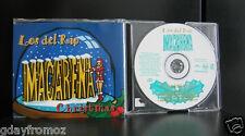 Los Del Rio - Macarena Christmas 4 Track CD Single