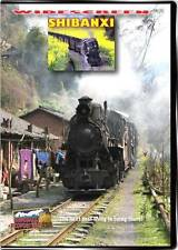 Shibanxi China Steam DVD NEW Highball Chengdu C2 0-8-0 electrics Chinese