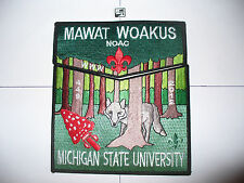 OA Mawat Woakus Lodge 449, 2012 NOAC, 2,Two Part Set, FOX,238,382,Black Swamp,OH