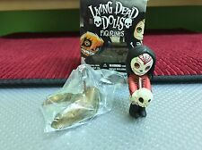 "LIVING DEAD DOLLS 2"" FIGURINE SERIES 1 CALAVERA VARIANT VERSION NEW WITH BOX"
