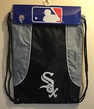 Chicago White Sox Official MLB Sprint Backpack Backsack by Logo School/gym