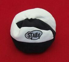 Stally footbag hacky sack dirtbag sand filled microsuede 4 panel kick bag New