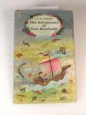 Adventures of Tom Bombadil Tolkien 1/1 Pauline Baynes Lord Rings Hobbit Frodo