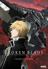 Broken Blade: Complete Collection Complete Anime Box / DVD Set NEW!