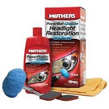 Mothers PowerBall 4Lights 07250 Headlight Lens Restoration Kit