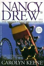 Nancy Drew on Campus: The Chocolate-Covered Contest 151 by Carolyn Keene...