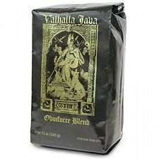 Valhalla Java Whole Bean Coffee by Death Wish Coffee Company, Fair Trade and